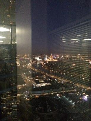 Вид из окна офиса (если не врёт)