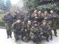 3 рота 1 ОО СпН (учебный центр ЦСО ГРУ Т1 в Донецке, Замок)
